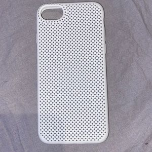 White iPhone 6-7 case